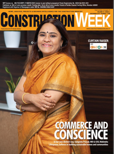 Construction week India December 2019