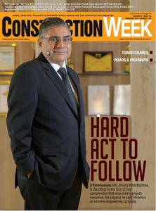 Construction week India February 2019