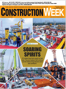 Construction week India January  2019