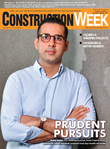 Construction week India July 2019