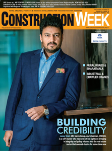 Construction week India June 2019