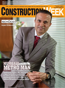 Construction week India March 2019
