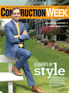 Construction week India May 2019