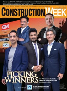 Construction week India October 2019