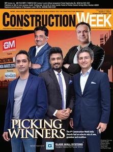 Construction week India October 2019