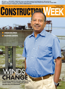 Construction week India September 2019