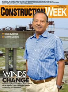 Construction week India September 2019