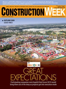 Construction Week India - January 2020