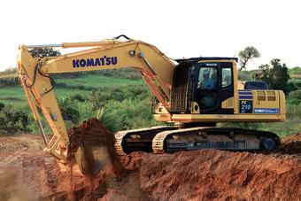 Excavators and Motor Graders: Digging deep