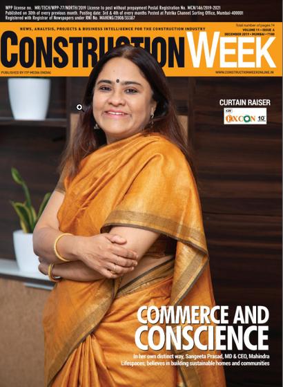 Construction week India December 2019