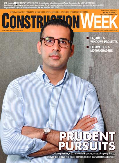 Construction week India July 2019