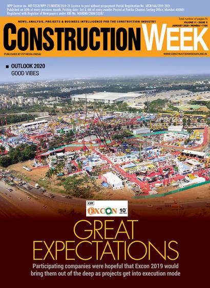 Construction Week India - January 2020