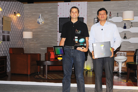 Philips Lighting announces Hue in India