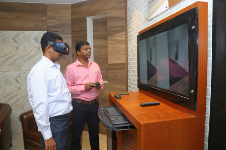 H&R Johnson introduces a ground-breaking Virtual Reality (VR) platform at their experience centres