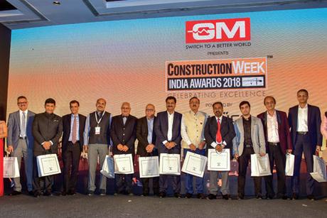 Hitting the Right Notes – Construction Week India Awards 2018