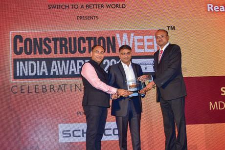CW Awards 2018 – Real Estate Person – Sanjay Chhabria   MD, Radius Developers