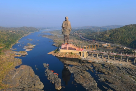 Otis India Elevates World's Tallest Statue – Statue of Unity