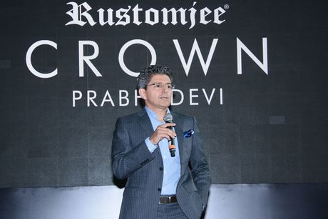 Rustomjee launches uber luxury project 'Rustomjee Crown' in Prabhadevi