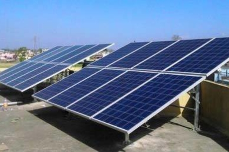 Arvind unveils India's largest rooftop solar project at 16.2 MW