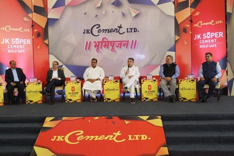 JK Cement to set up grinding unit in Balasinor, Gujarat