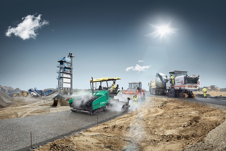 WIRTGEN Group presents smart synergies and innovations at Bauma