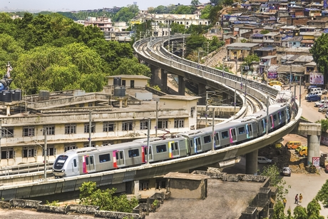 Cabinet clears Rs 19,400 crore twin metro rails for UP