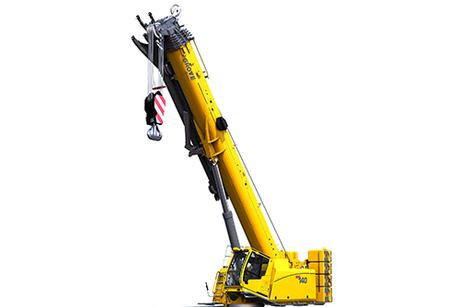 Manitowoc introduces Grove GHC140 telescopic crawler crane