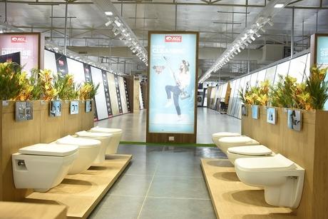 Asian Granito India inaugurates 25,000 sq-ft tiles and sanitaryware showroom in Himmatnagar