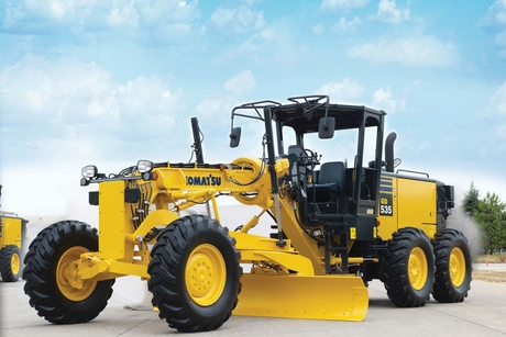 The demand for construction equipment is on the rise