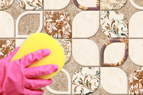 Top Secrets from RAK Ceramics revealed: How to make floor tiles gleam and dazzle