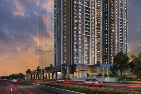 Kalpataru launches luxury tower, Camellia
