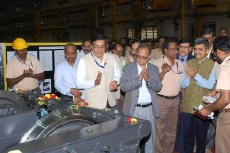 BEML sets up bogie traction motor run test facility for Metro in Bengaluru