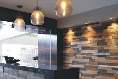 Span Floors launches the timeless teak wall panels