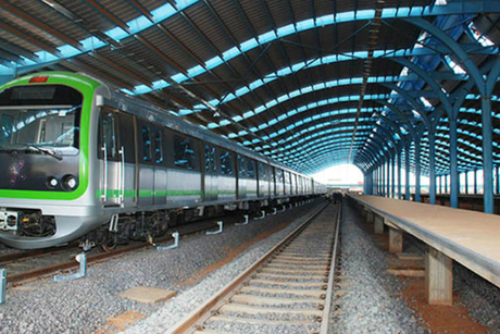 Master plan ready for metro rail projects in Andhra Pradesh