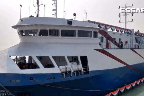 Essar Bulk Terminal completes work on passenger ferry terminal