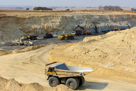 DBL bags OB removal contract mining work for Nigahi project