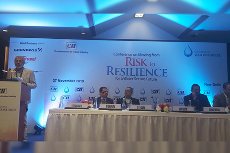 Moving from risks to resilience for a water secure future