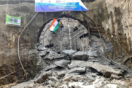 Tata Projects achieves tunnel breakthrough at Dharavi, on Mumbai Metro Line 3 alignment