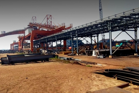 JSW Infrastructure commissions India's most modern iron ore terminal at Paradip Port