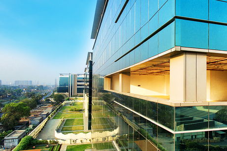 K Raheja Mindspace Business Parks awarded 3 Swords of Honour by British Safety Council