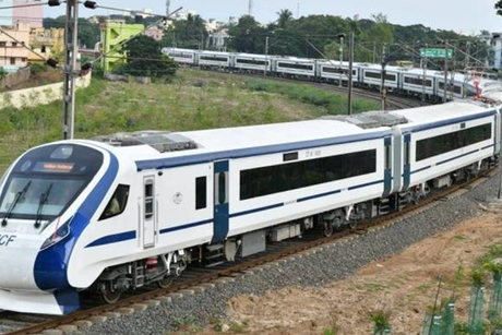 Centre gives in-principle approval for semi-high-speed rail in Kerala