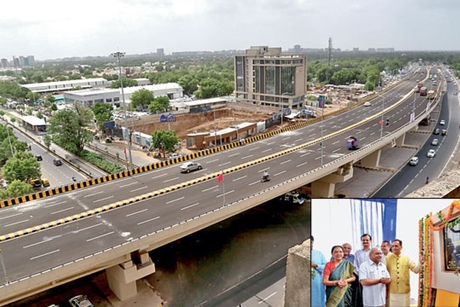 Gujarat govt okays 23 flyover projects