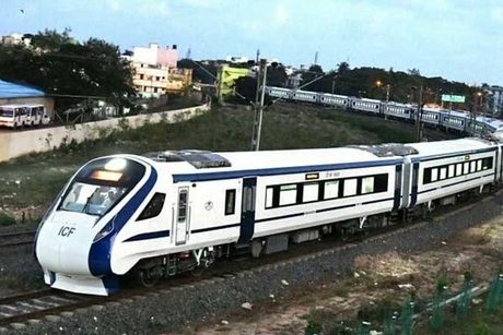 Aerial survey completed for semi high-speed railway