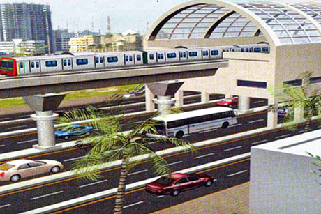 CMRL to build high-rise above elevated Metro depot