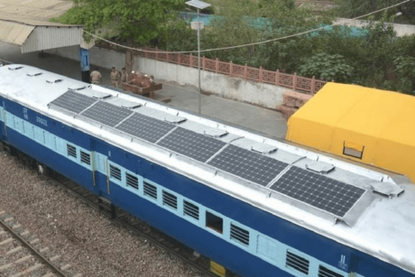 Indian Railways to source 1,000 MW solar, 200 MW wind power by 2021-22