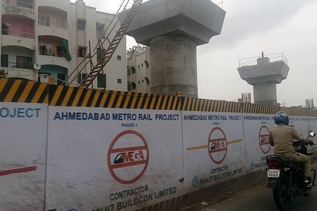 GMRC floats tenders for Ahmedabad Metro Rail Project Phase-II