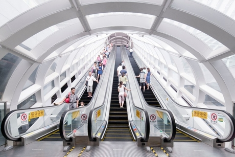 thyssenkrupp Elevator provides over 200 elevators and escalators to new central China metro line
