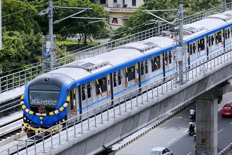 Initial trial for Chennai Metro Rail's Phase-I to begin by February 2020