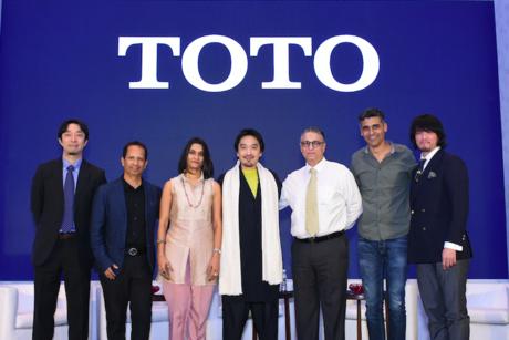 Toto India hosts 2nd edition of Architect TALK with Taro Muroi and the celebrated architect Ar Tsuyoshi Tane