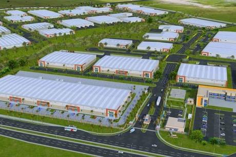 Civil work underway on multimodal logistics park in Odisha